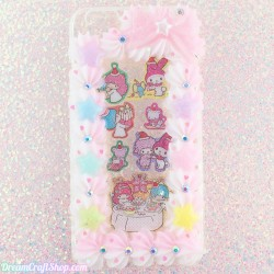 iPhone 6/6s Plus Holiday Border Whip Phone Case